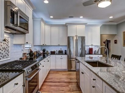 kitchen renovations of Fort Worth